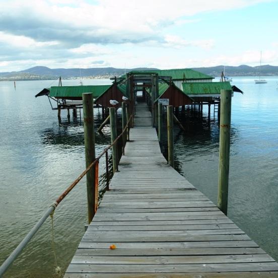 Boat Shed Sandybay