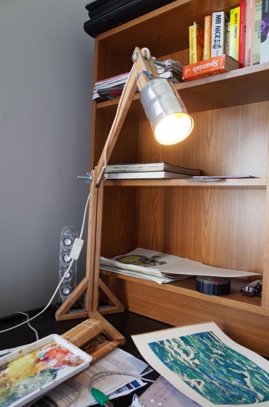 desk lamp v1